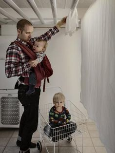 Swedish Dads | Johan Bävman No other country provides such generous terms of parental leave as Sweden. The current system allows parents to stay at home with their child during 480 days in total – while receiving an allowance from the State. Out of these 480 days, sixty must be taken by the father or else are lost. The purpose of this allocation is to improve gender equality. In order to promote a more equal sharing of parental leave between men and women, a so called equality bonus has also…