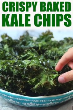 Vegetarian Recipes, Cooking Recipes, Healthy Recipes, Healthy Recipe Videos, Vegan Snacks, Healthy Snacks, Most Healthy Foods, Eat Healthy, Kale Chip Recipes
