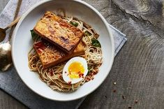 San Bei (Taiwanese Three Cup) Tofu and Ramen Recipe on Food52 recipe on Food52