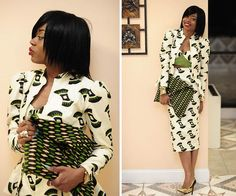 Creative Ankara Skirt and Top Style http://www.dezangozone.com/2015/08/creative-ankara-skirt-and-top-style.html