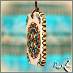 Náhrdelníky - Amulet - Dayret el Haz - 4197029_