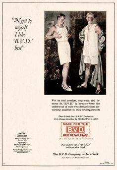 The Irreverent Psychologist • Next to myself I like B.V.D. the best.