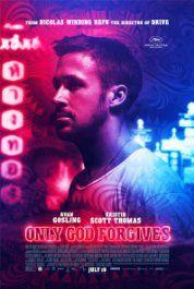 Only God Forgives (2013) Poster