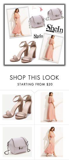"""Shein 7"" by ermina-camdzic ❤ liked on Polyvore featuring BHCosmetics and shein"