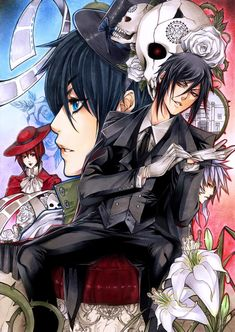 Seriously my favourite anime right now. Black Butler
