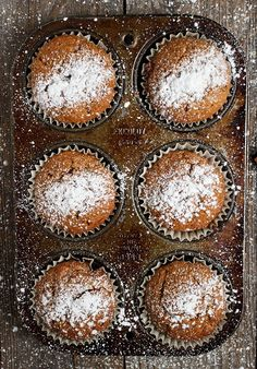 These easy to make Gingerbread Muffins are generously spiced, perfectly moist and lightly sweet. Great any time, but especially nice and festive around the holidays! your meta description by editing it right here