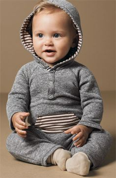 splendid hooded romper