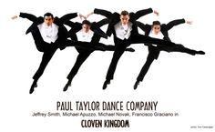 Focus sur la Paul Taylor Dance Company à Paris - Danse en Seine