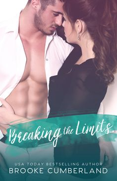 Toot's Book Reviews: Cover Reveal: Breaking the Limits by Brooke Cumberland