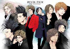 Ticks, Visual Kei, Daddy, Doodles, Fan Art, Music, Artwork, Anime, Wallpaper
