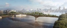 London mayor Sadiq Khan has frozen a building project for the Thomas Heatherwick-designed Garden Bridge to ensure no more public money is committed to the £175 million scheme.