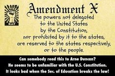 Yes please read this to Arne Duncan!!!  No to Common Core!!!