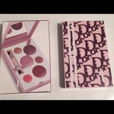 16fe7f23a89 Dior Logo Palette For Lips Limited Edition Logan, Dior Logo, Dior Makeup,  Lips
