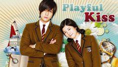 Playful Kiss (장난스런 키스) Starring Kim Hyun Joong and Jung So Min