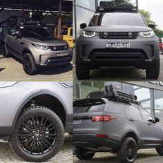 """1,566 Likes, 15 Comments - @landroverphotoalbum on Instagram: """"Matzker have an All-New Discovery! By www.matzker.de & @ben_rode #landrover #AllNewDiscovery…"""""""