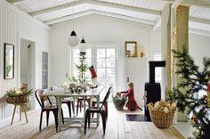 La modernización, las tendencias y la tecnología que fueron ... Nordic Christmas Decor ideas - diychristmasdecorations.com