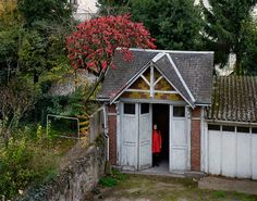 Ofer Wolberger, Gardening Shed, Tours, France