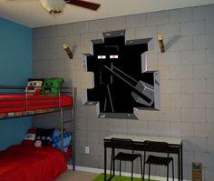 Die 21 besten Bilder auf Minecraft-Schlafzimmer | Basteln, Hama ...