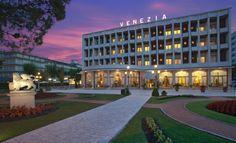 Happy #sunset - Hotel Terme Venezia
