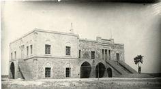 Mardin  Midyat Halkevi binası. müthiş