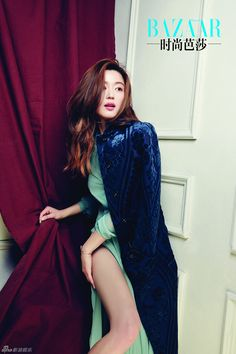 Jun Ji-hyun is the best ever. How is it fair that someone who looks like her is so darn funny too? Korean Women, Korean Girl, Korean Beauty, Asian Beauty, Natural Beauty, Asian Celebrities, Celebs, Asian Woman, Asian Girl