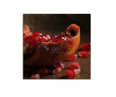 Owoc granatu, Obraz na płótnie - Canvas | Internetowy sklep z obrazami Feeby.pl