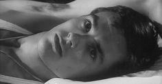 Alain Delon in Rocco e i suoi fratelli / Rocco and His Brothers (Luchino Visconti, 1960)