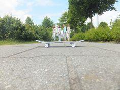 buiten skatboarden
