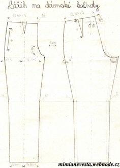 Khaki Pants, Sewing, Fashion, Moda, Khakis, Dressmaking, Couture, Fashion Styles, Stitching