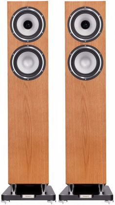 he smaller of two prestigious floorstanding models in the Revolution XT range, the Revolution XT 6F is a compact loudspeaker that delivers a dynamic full-range performance, Oak.