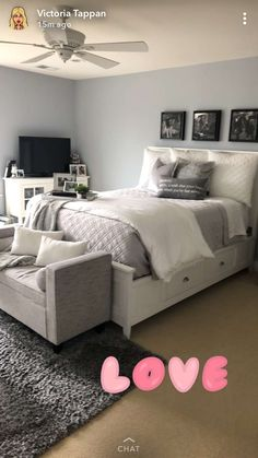 177 easy tips small master bedrooms decor that you must try at home 28 Room Ideas Bedroom, Home Bedroom, Girls Bedroom, Bedroom Decor, Modern Bedroom, Bedroom Headboards, Bedroom Neutral, Bedroom Simple, Bedroom Rustic