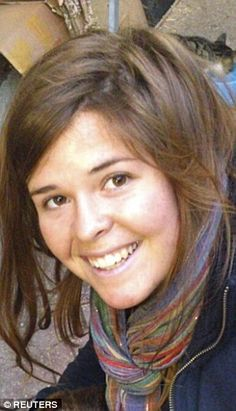 The US special forces raid targeting ISIS leader Abu Bakr al-Baghdadi was named for Kayla Mueller, a young aid worker who was one of several Americans killed while being held by the ISIS. Abu Bakr Al Baghdadi, Finding God, The Victim, Amman, Abc News, American Women, Presidents, Death, Palmyra