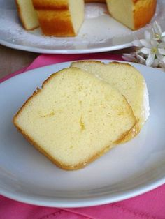 Condensed Milk Cake: super easy, just SCM, eggs, flour, butter & baking soda. Dust w powdered sugar after it has cooled.