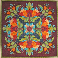 Bodacious Quilts from Jane Blair Quilts - Still Crazy After All These Years