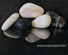 'Pluralism' Sharon Kow ~colored pencil