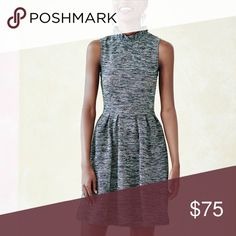 Anthropologie Gianni Pinnacle Gray Dress S Small This is a gorgeous Gianni for Anthropologie dress in size S Anthropologie Dresses
