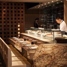 Azumi Restaurants :: Zuma restaurant (Londres)  http://www.zumarestaurant.com/zuma-landing/london/en/restaurant/#
