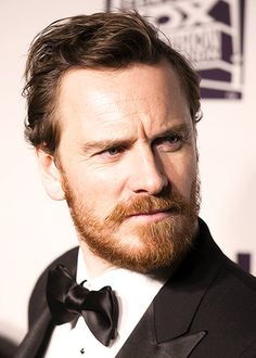 Michael Fassbender - there is no one alive as perfect looking as this man