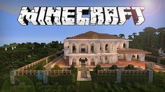 Here is a beautiful build by NightWolf. Sorry I have a soft spot for beautiful homes. Inspired by the new popular Grand Theft Auto 5 (GTA house of Micheal. This does remind me of a mob boss… Minecraft Mansion Tutorial, Minecraft Villa, Minecraft Building Designs, Minecraft Architecture, Minecraft Creations, Minecraft Buildings, Minecraft Cottage, Minecraft Ideas, Minecraft Houses Survival