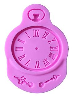 GogoForward Silicone Mold Fondant Cake Mold Clock Pocket Watch Cupcake Decorating Tools Steam Punk Baking Kitchen Accessory -- You can get additional details at the image link.