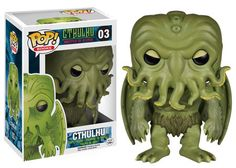 Pop! Movies: The Crow, Pop! Literature: Cthulhu, and Talking Elf Wacky | Funko