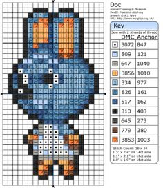Animal Crossing – Doc Animal Crossing, Animals, Birdie's Patterns, Gaming, Rabbits 0 Comments Feb 242014