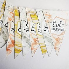 Eid – Page 2 – ANIQ DESIGN Eid Mubarak, Triangle, Marble, Prints, Collection, Photography, Design, Products, Art