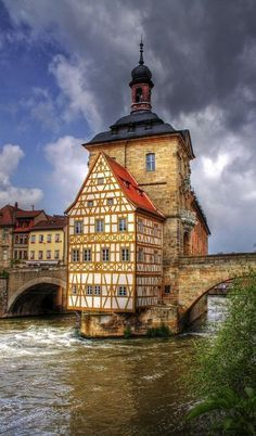 Unique Altes Rathaus Bamberg Bavaria Germany
