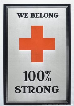 Image detail for -Vintage poster for the Red Cross