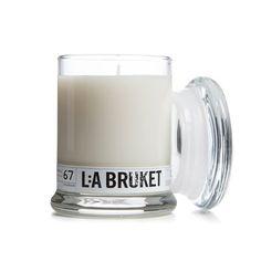 LA Bruket Duftlys med citrongræs. Duftlys er ideel til træthed og angst. Køb LA Bruket Online her.
