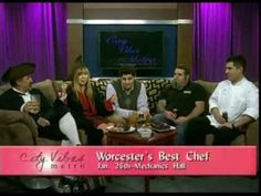 Special Announcement! Worcester's Best Chef annual competition on January 26th at Mechanics Hall will feature John Lawrence as one of the Judges and Pepper's Fine Catering working behind the scenes running the logistics for the Chefs competing this year.  Check out this City Vibes Metro interview with Dominic Mercurio, the founder of Worcester's Best Chef. The episode also airs on the City Vibes Metro show tonight and again on January 23rd at 9:30p on CharterTV3.