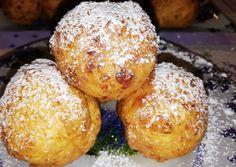 Túrófánk recept foto Hamburger, Muffin, Food And Drink, Baking, Breakfast, Chef Recipes, Cooking, Creative, Morning Coffee