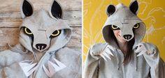 Si aún no tienes disfraz de Carnaval para los niños, aquí tienes ocho ideas para hacer un disfraz en menos de media hora con una sudadera con capucha. 1. L