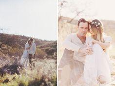 Dreamy Engagement Photos: Liz + Sam